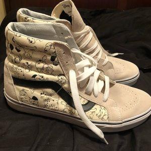 Shoes - Disney 101 Dalmatian Vans